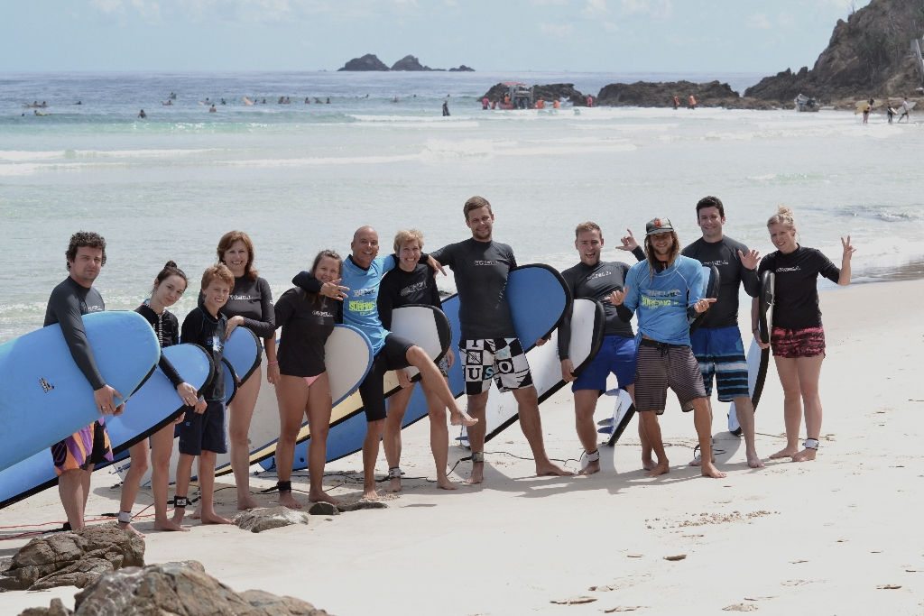 Byron Bay – Den rene afslapning, dog med undtagelse af surfing